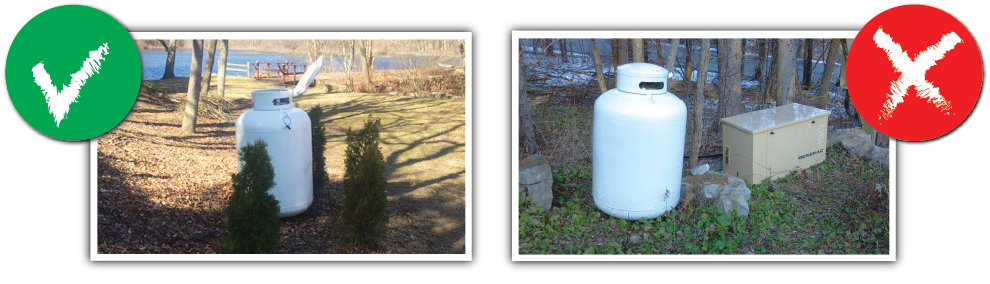 Propane Photo Documentation